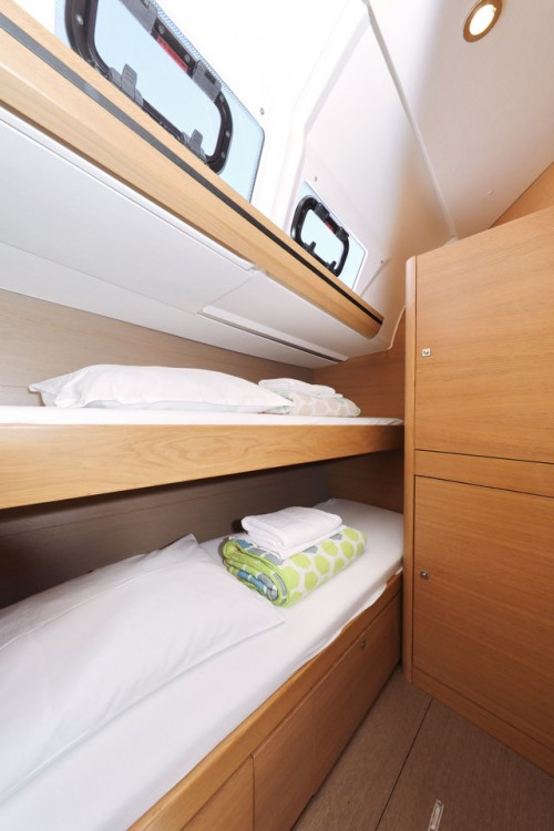Rental yacht Zadar - Dufour Dufour 560 Grand Large on SamBoat