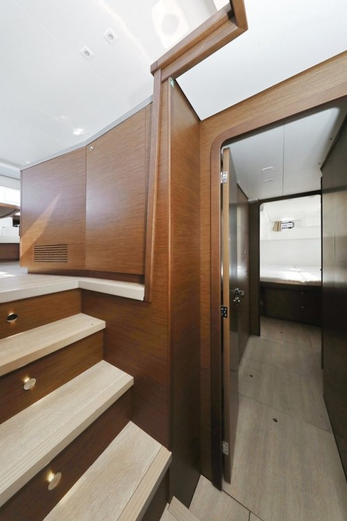 Rental yacht  - Lagoon Lagoon 450 - 4 + 2 cab. on SamBoat