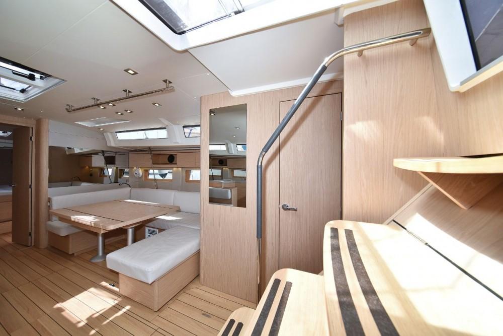 Boat rental  cheap Oceanis 51.1 - 5 + 1 cab.