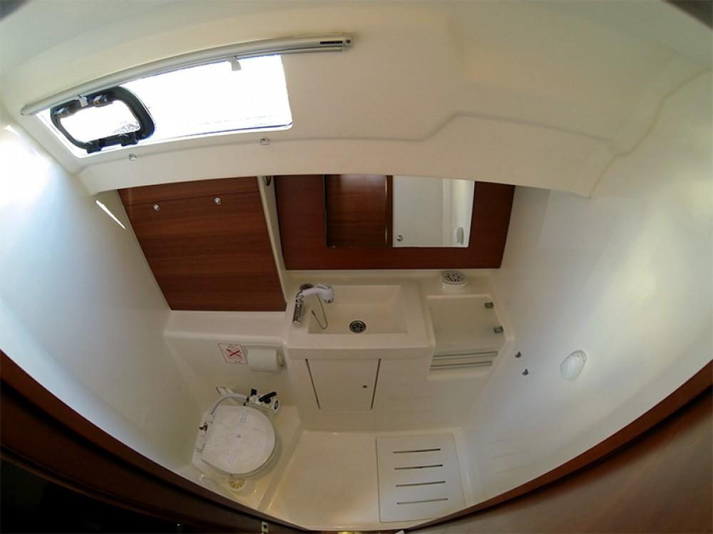 Boat rental Šibenik cheap Dufour 375 Grand Large