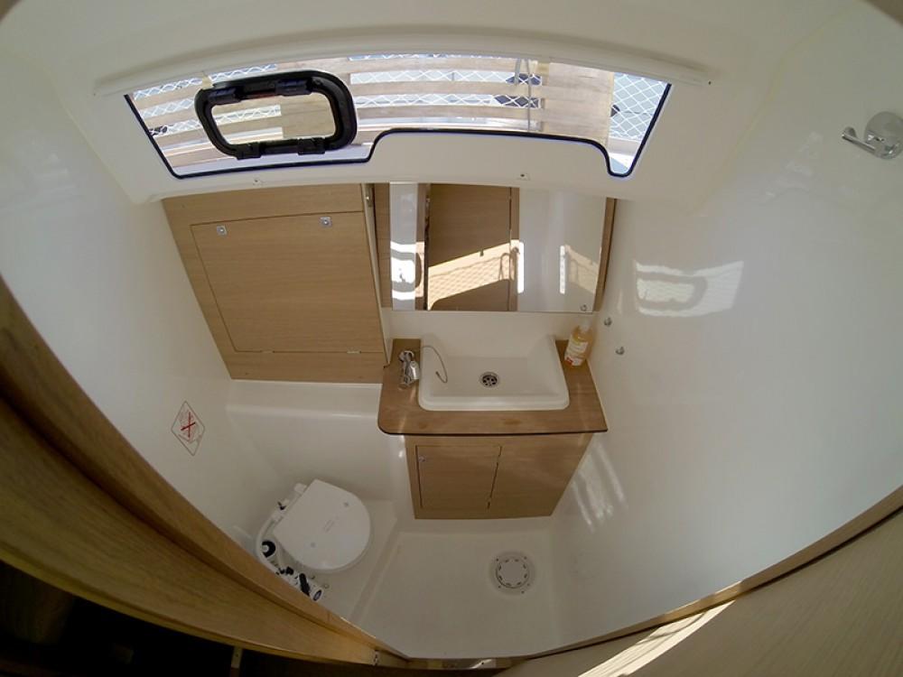 Boat rental Šibenik cheap Dufour 382 Grand Large