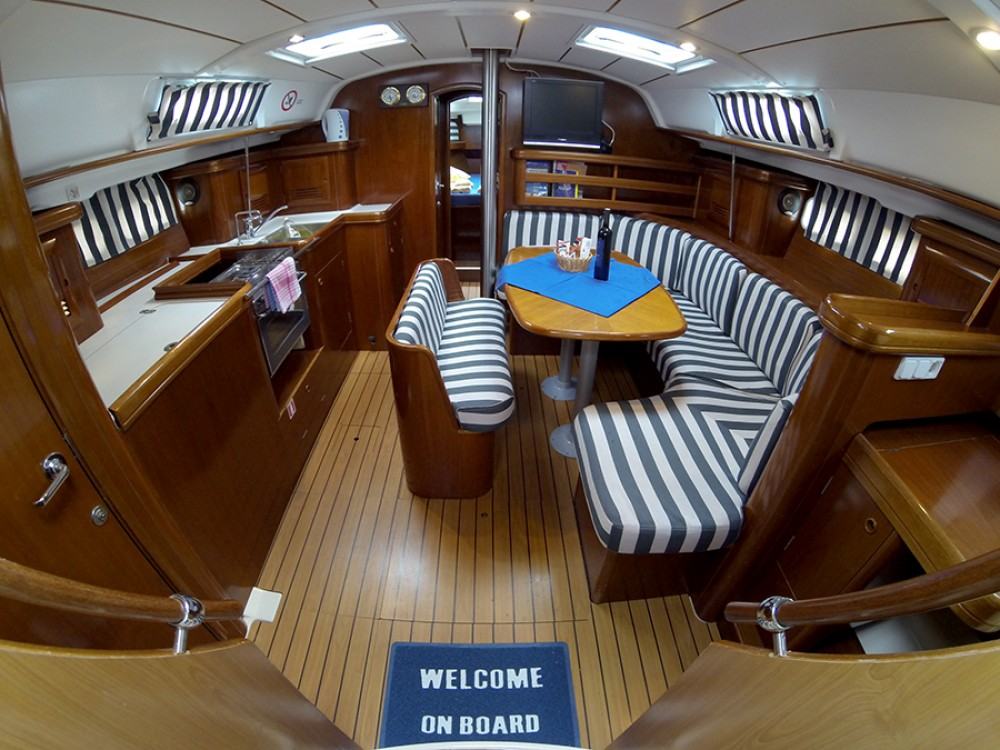 Rental yacht Šibenik - Bénéteau Oceanis on SamBoat