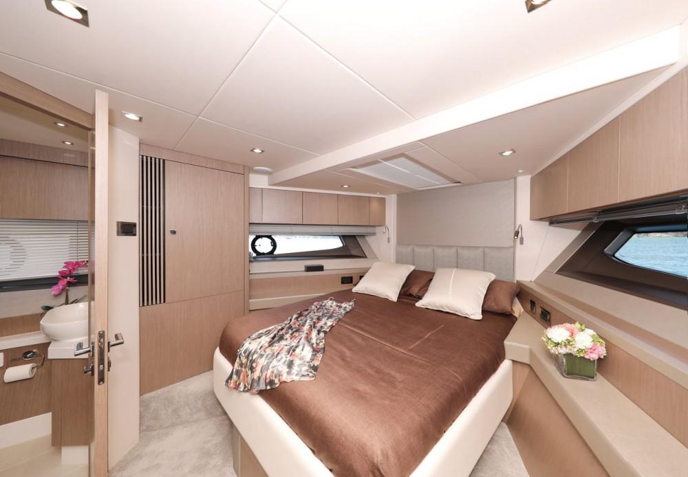 Rental yacht Croatia - Sunseeker-International Sunseeker Manhattan 52 on SamBoat