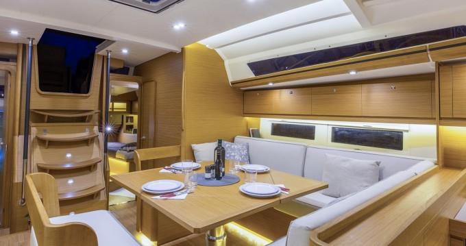 Rental yacht Primošten - Dufour Dufour 520 Grand Large on SamBoat