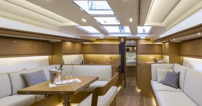 Rental Sailboat in Primošten - Dufour Dufour 520 Grand Large