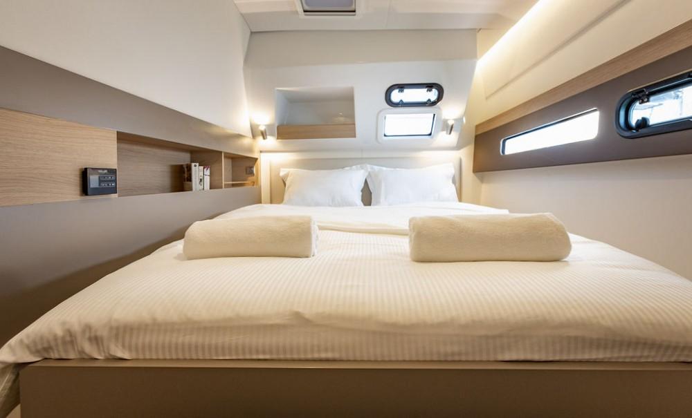 Rental yacht Marina Kaštela - Catana Bali 4.5 - 4 cab. on SamBoat