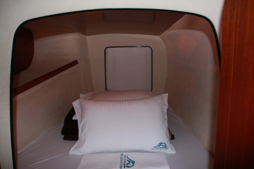 Fountaine Pajot Athena 38 between personal and professional Marmaris