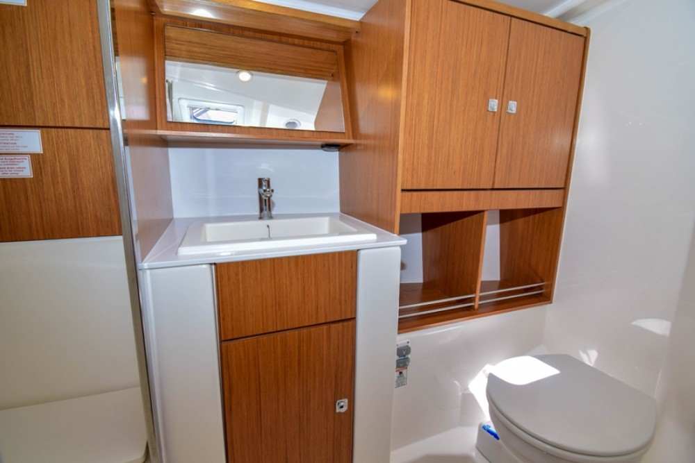 Boat rental Bavaria Bavaria Cruiser 51 - 3 cab. in Marmaris on Samboat