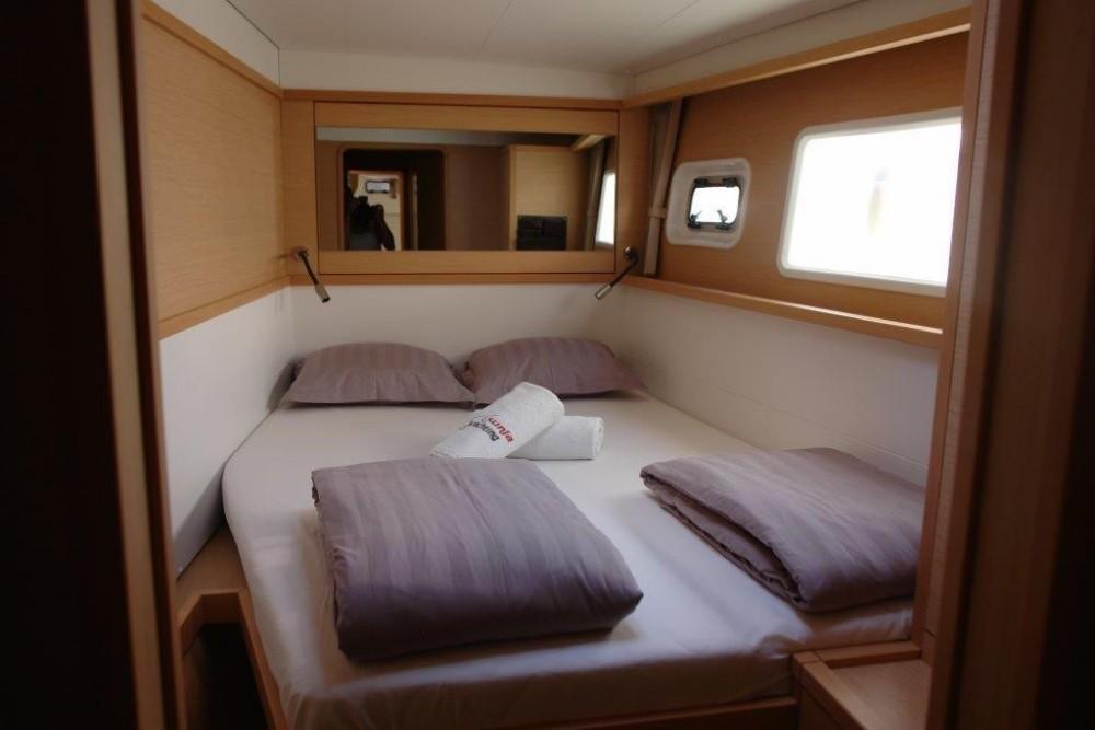 Rental yacht Grad Zadar - Lagoon Lagoon 450 S - 4 + 2 cab. on SamBoat
