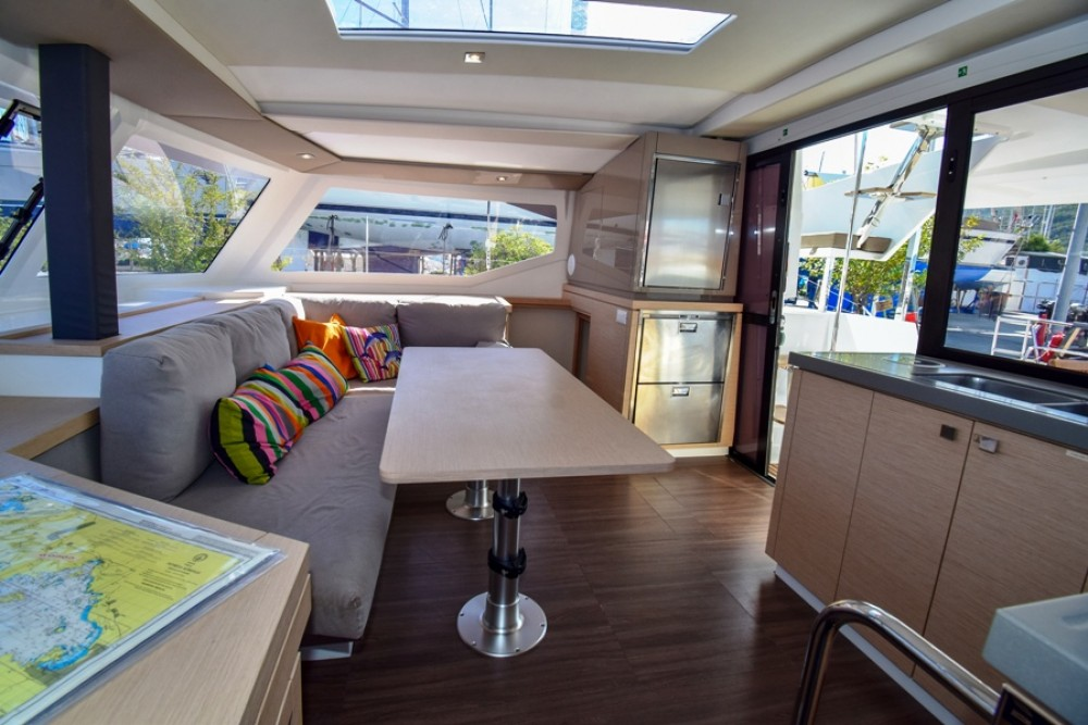 Fountaine Pajot Fountaine Pajot Lucia 40 between personal and professional Marmaris