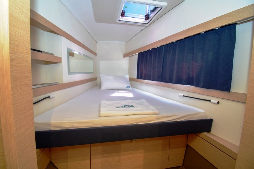 Rent a Fountaine Pajot Fountaine Pajot Lucia 40 Marmaris