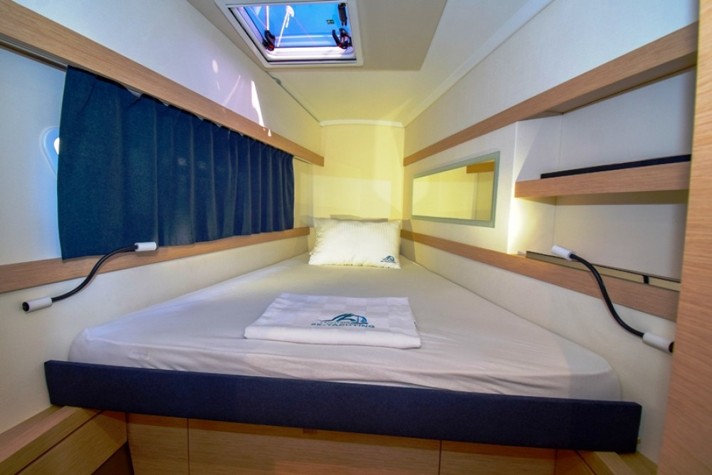 Rental Catamaran in Marmaris - Fountaine Pajot Fountaine Pajot Lucia 40