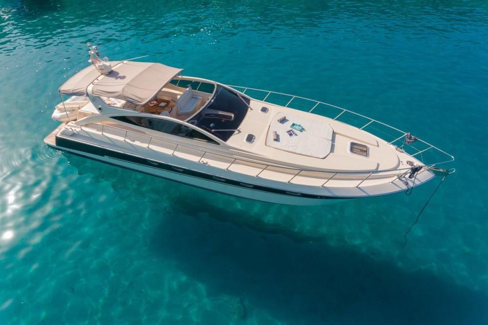 Dalla Pietà Yacht DP 48 HT between personal and professional Croatia