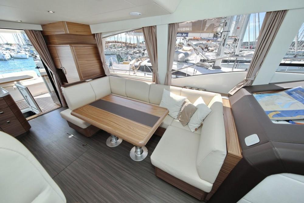 Boat rental Croatia cheap Greenline Hybrid Ready 48 Fly