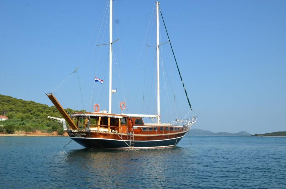 Boat rental Croatia cheap Vila Vrgade