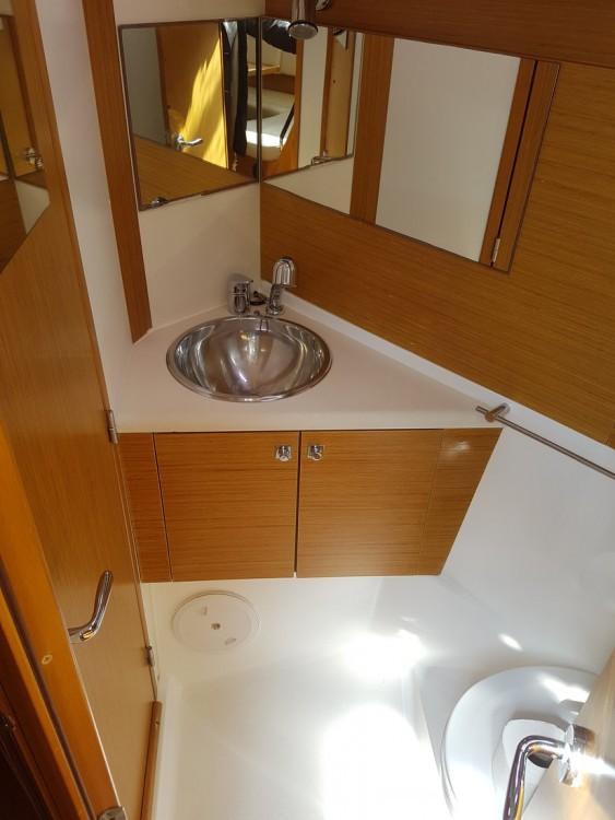 Boat rental Croatia cheap Sun Odyssey 49i