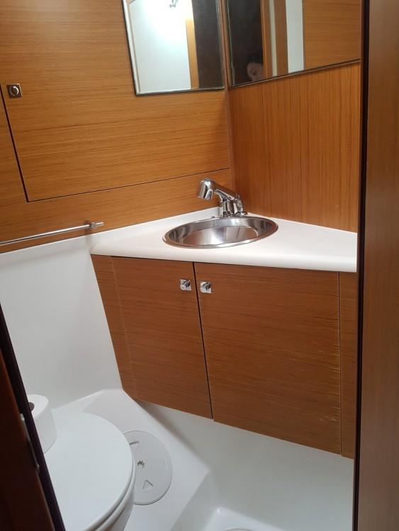 Rental yacht Croatia - Jeanneau Sun Odyssey 49i on SamBoat