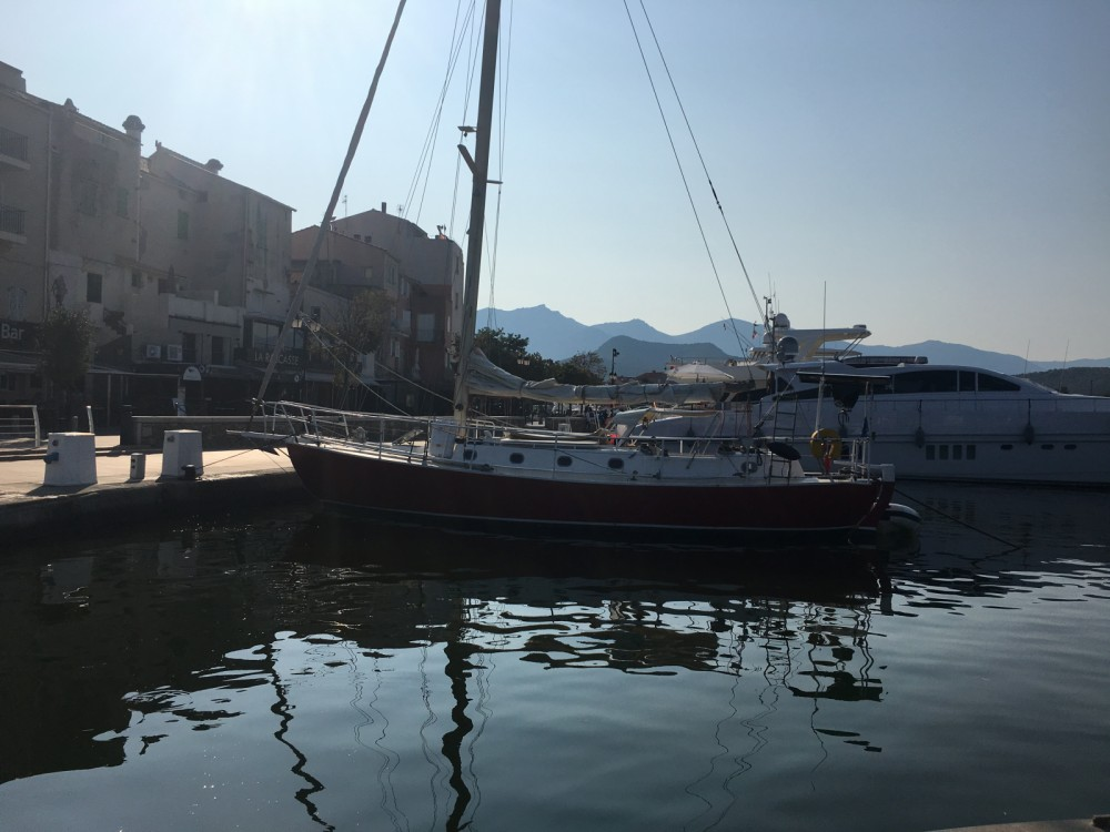 Hire Sailboat with or without skipper Madaillan  Ajaccio
