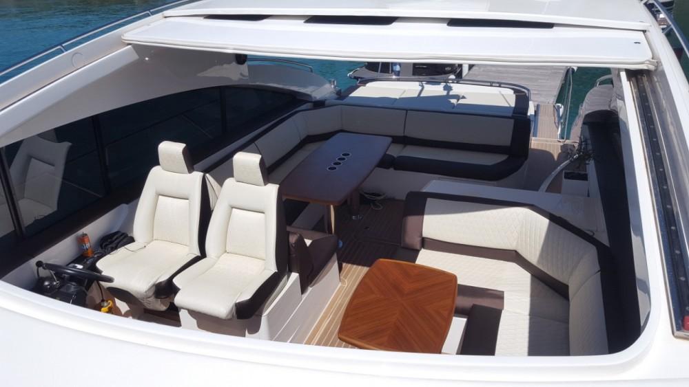 Boat rental Princess Princess V53 in Marina Gouvia on Samboat