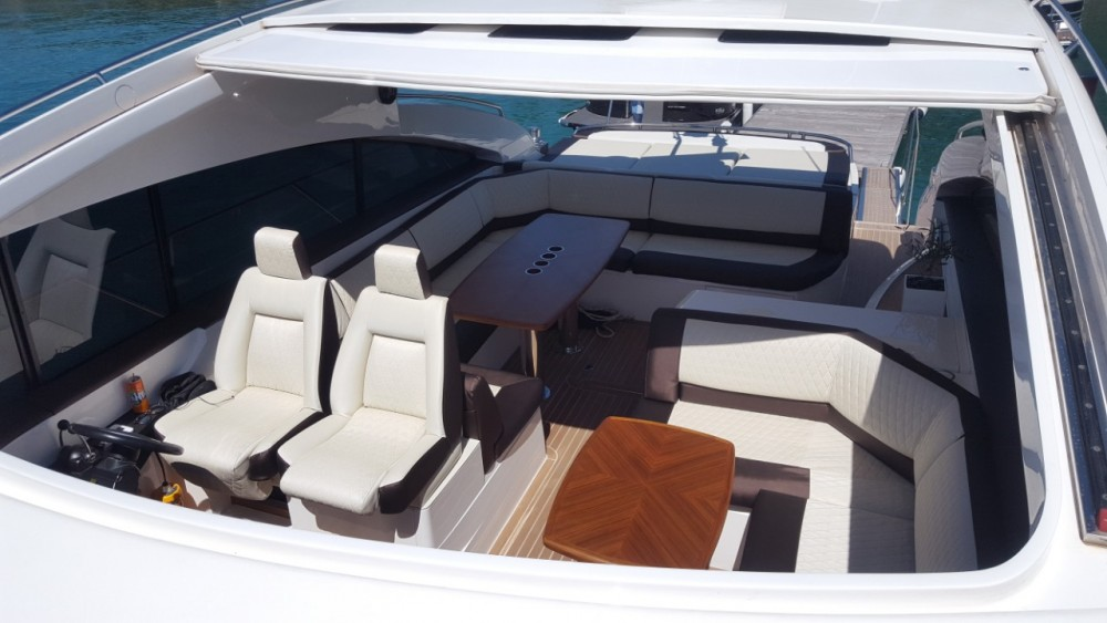 Hire Motor boat with or without skipper Princess Marina Gouvia