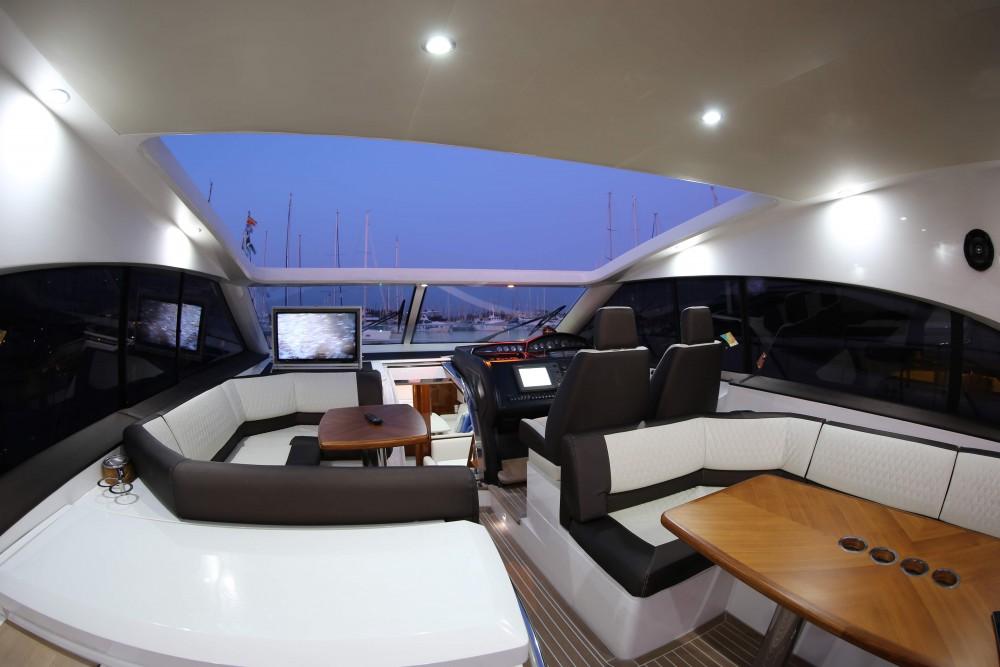Boat rental Marina Gouvia cheap Princess V53