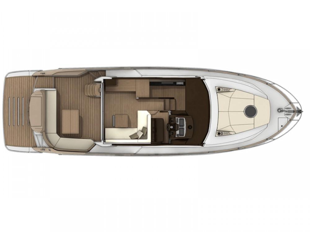 Rental Motor boat in Marina LAV - SESSA Sessa Fly 42