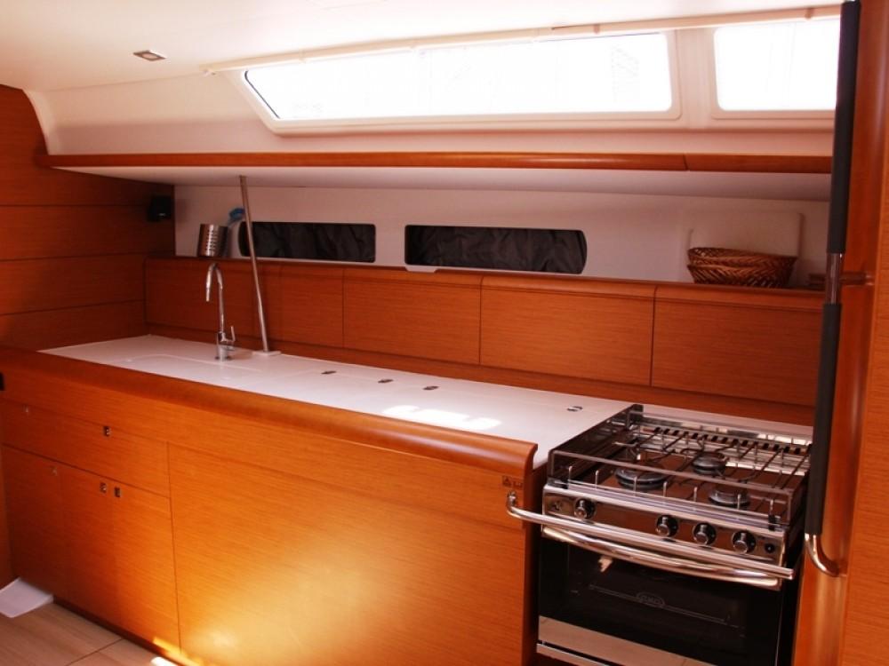 Boat rental Jeanneau Sun Odyssey 479 in Marmaris on Samboat