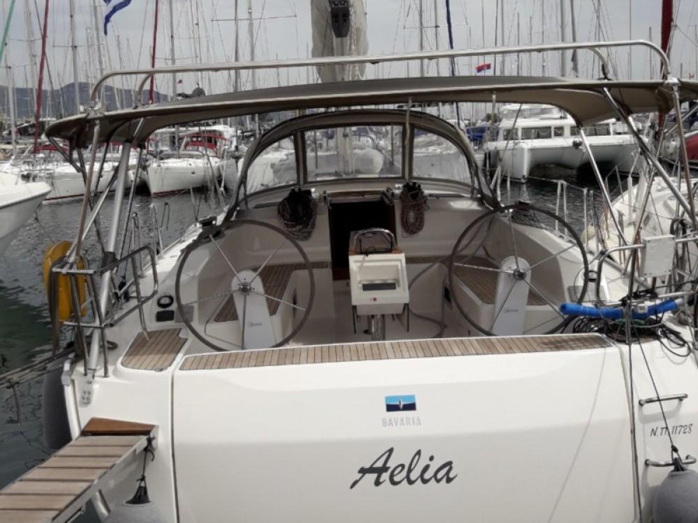 Boat rental Alimos Marina cheap Bavaria Cruiser 46