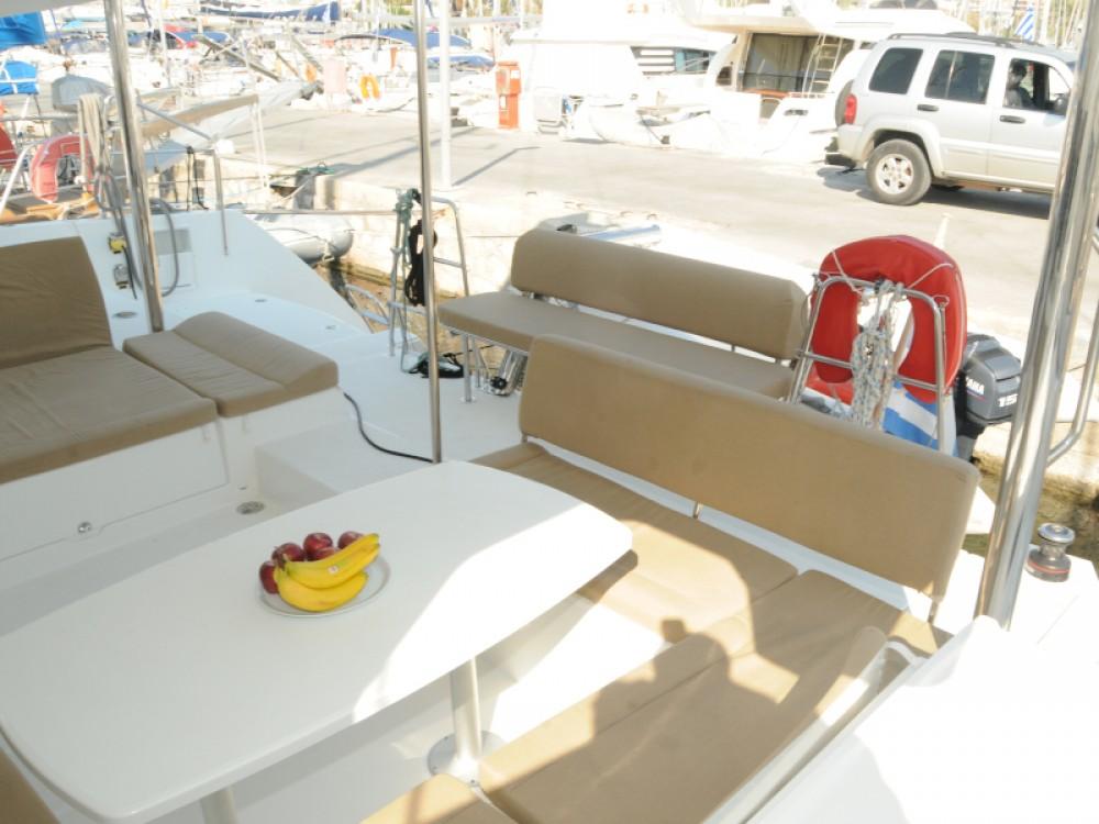 Rental Catamaran in Alimos Marina - Lagoon Lagoon 450