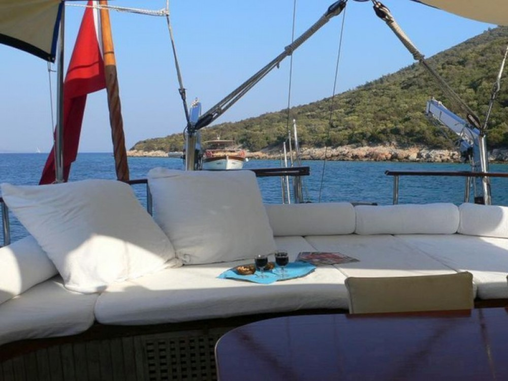 Boat rental Bodrum cheap Gulet Remo
