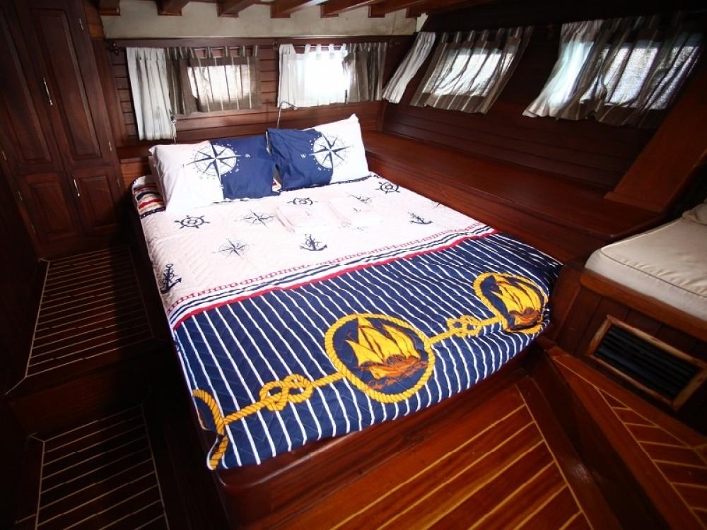 Rental Sailboat in Bodrum -  Gulet-Perrinita