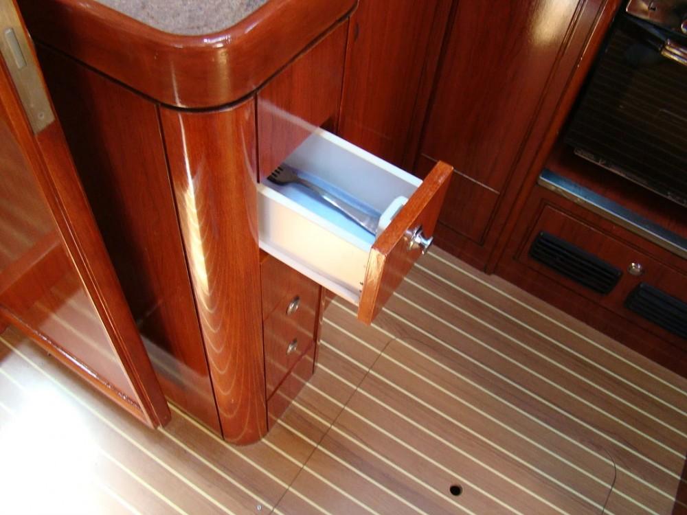 Rental Sailboat in Álimos - Ocean Ocean Star 51.2