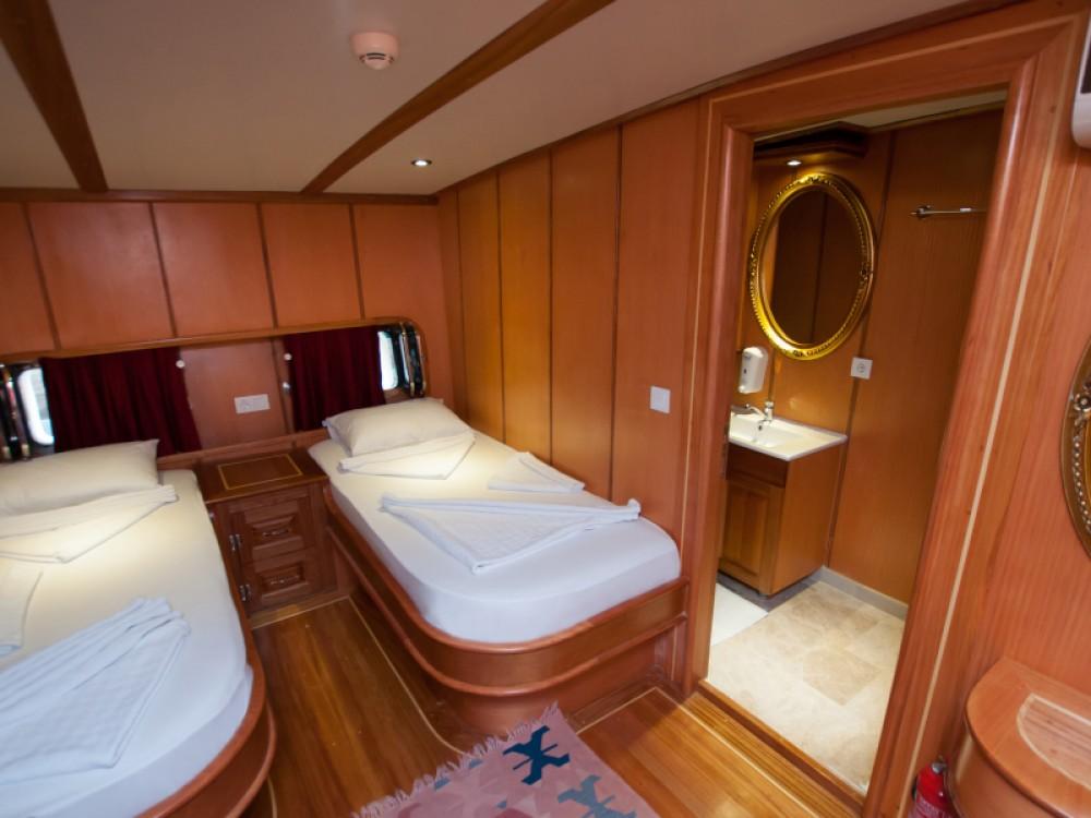 Boat rental Fethiye cheap Gulet- Tersane 8