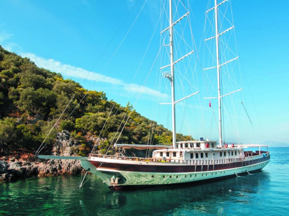 Rental yacht Fethiye -  Gulet- Tersane 8 on SamBoat