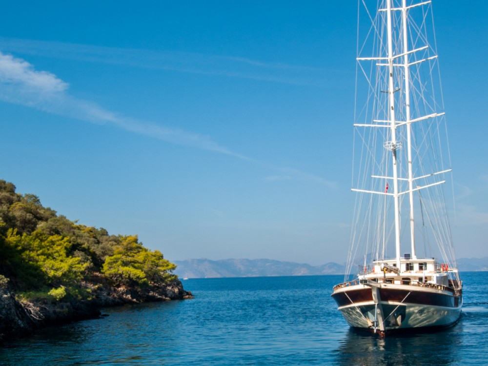 Gulet- Tersane 8 between personal and professional Fethiye