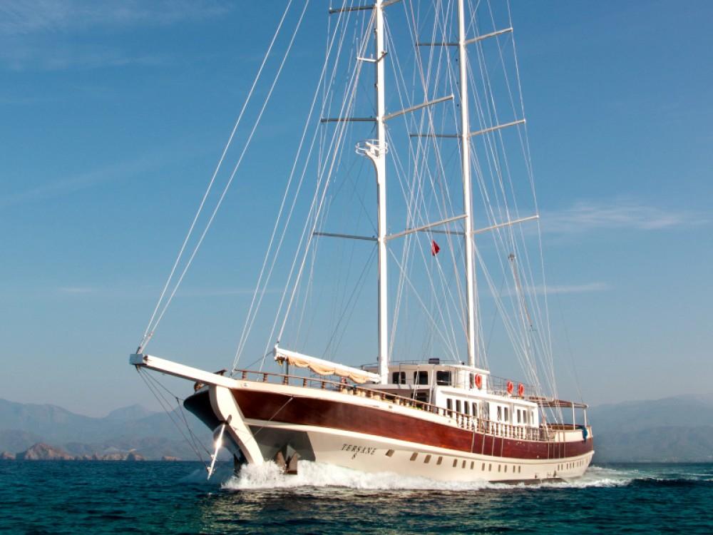 Boat rental  Gulet- Tersane 8 in Fethiye on Samboat