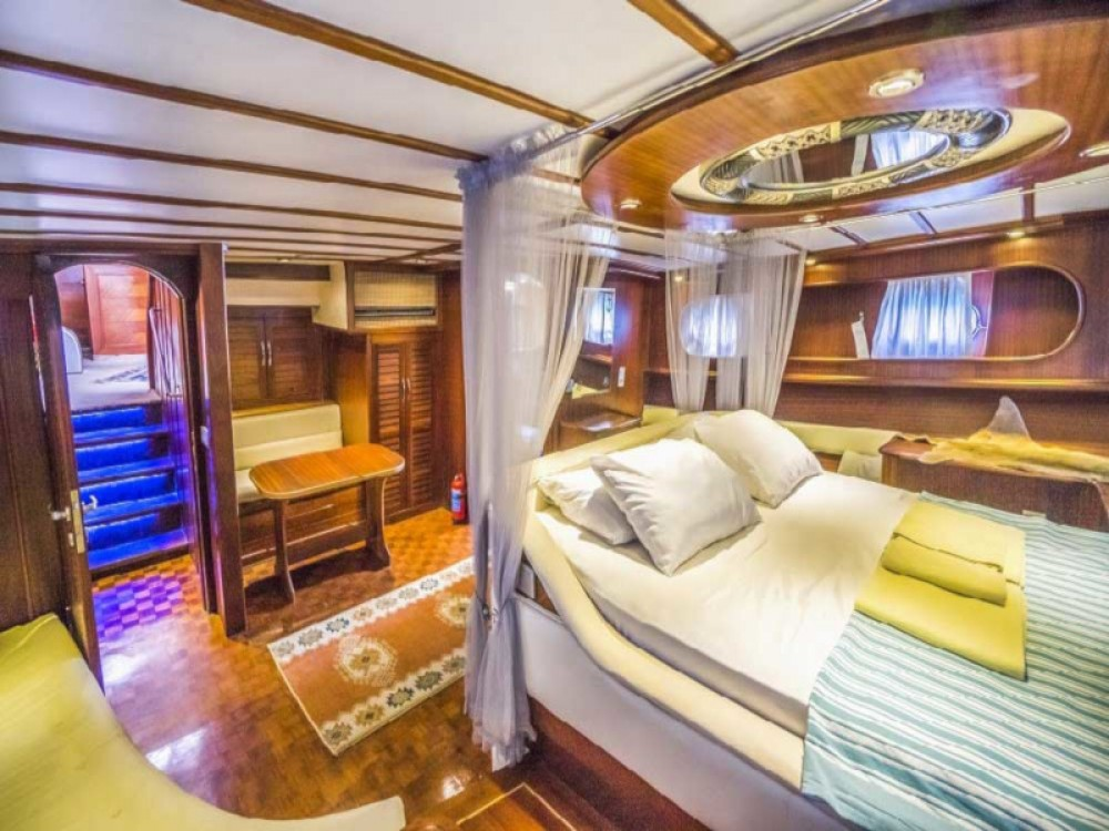 Boat rental Bodrum cheap Gulet Esma