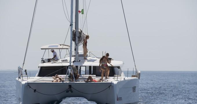 Rental Catamaran in Marsala - Fountaine Pajot Saona 47