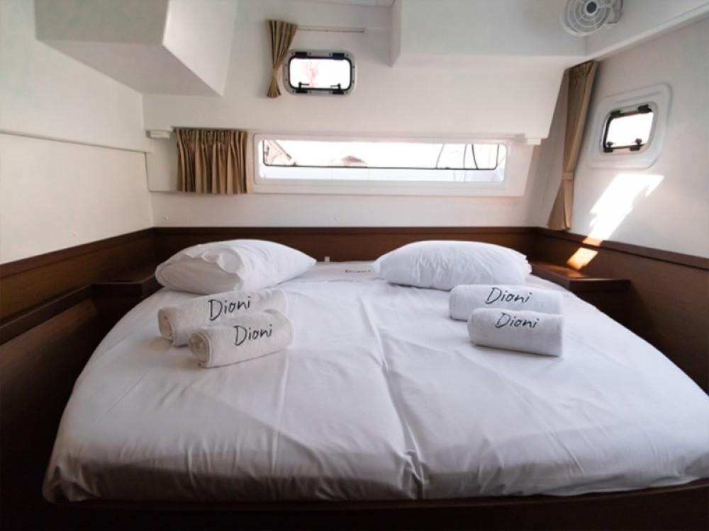 Rental Catamaran in Preveza - Lagoon Lagoon 42