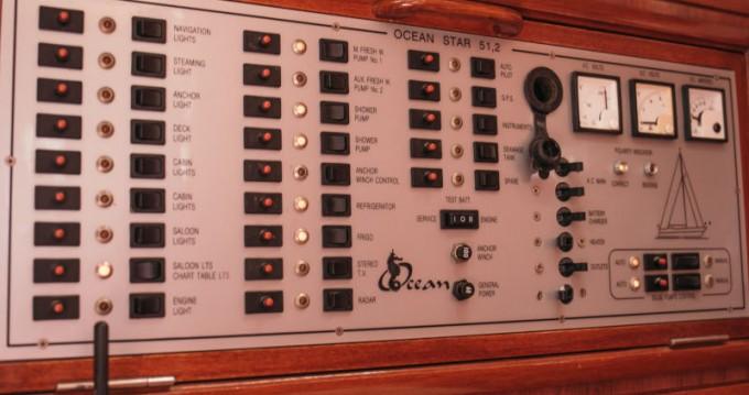 Boat rental Volos cheap Ocean Star 51.2