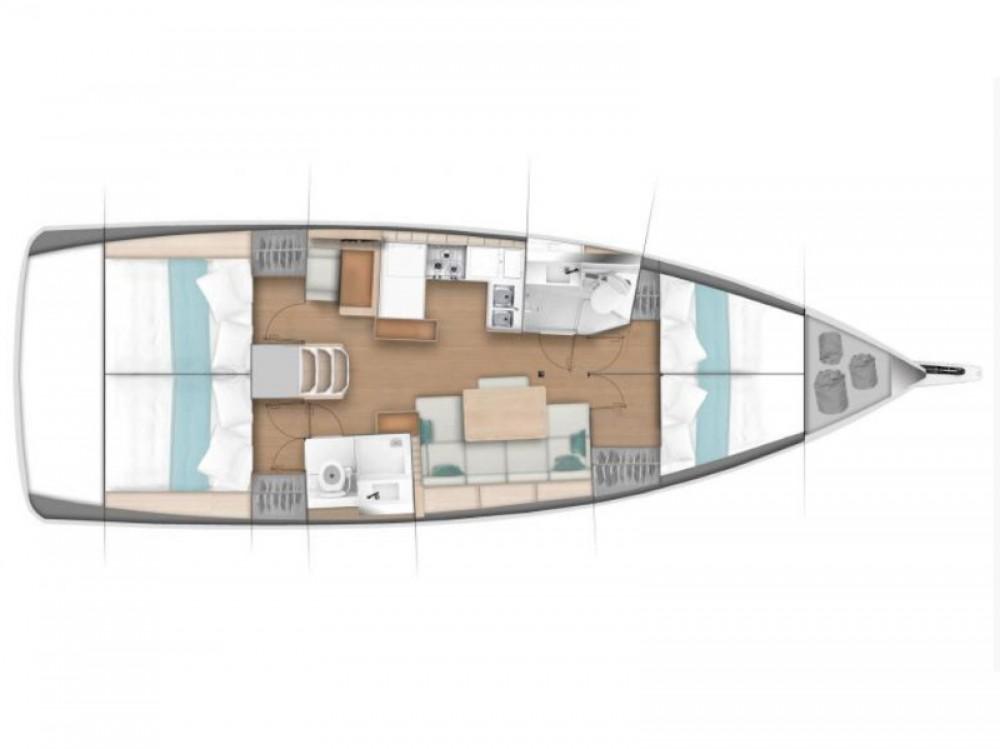 Boat rental Vibo Valentia cheap Sun Odyssey 440