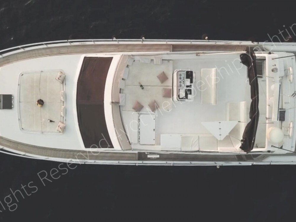 Hire Motor boat with or without skipper Ferreti Myconos