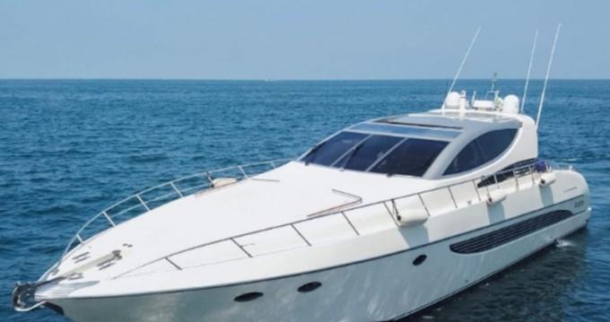 Rental Yacht in Poltu Quatu - Riva Riva Slendida 72