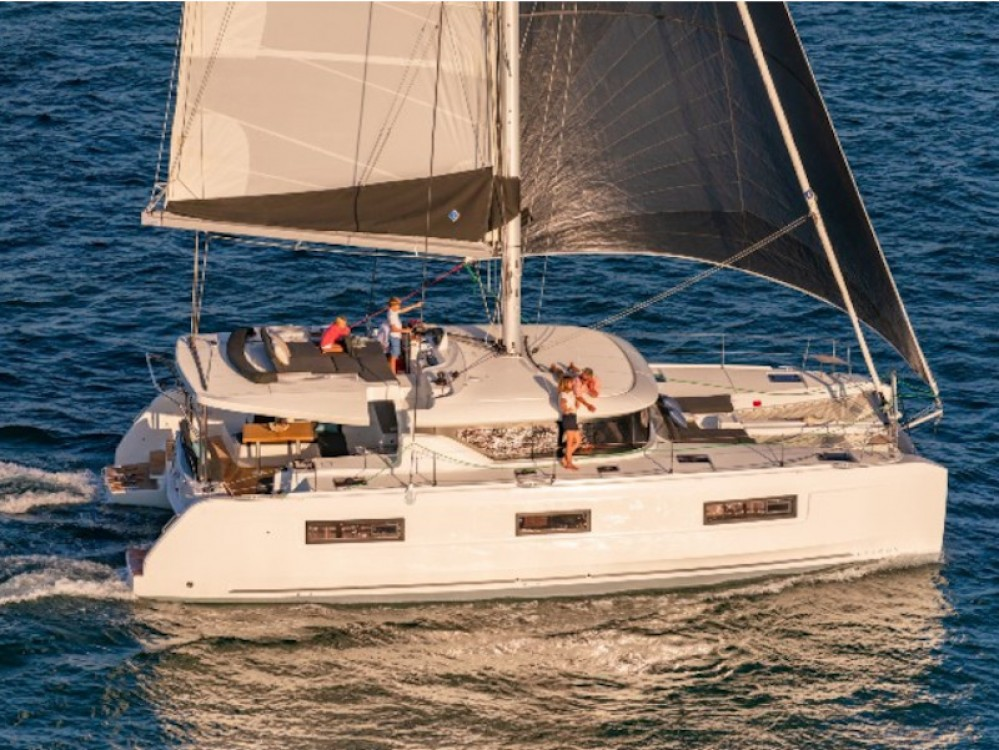 Rental yacht Cagliari - Lagoon Lagoon 46 on SamBoat