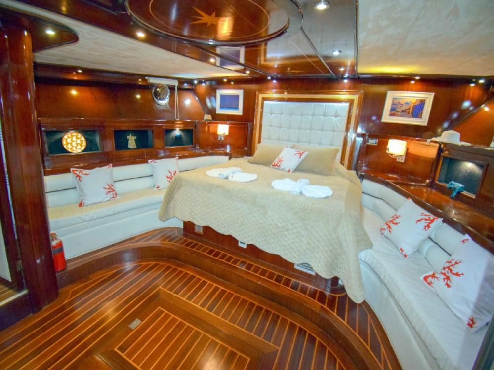 Rental yacht Marmaris -  Gulet / Perla del Mar 2 on SamBoat