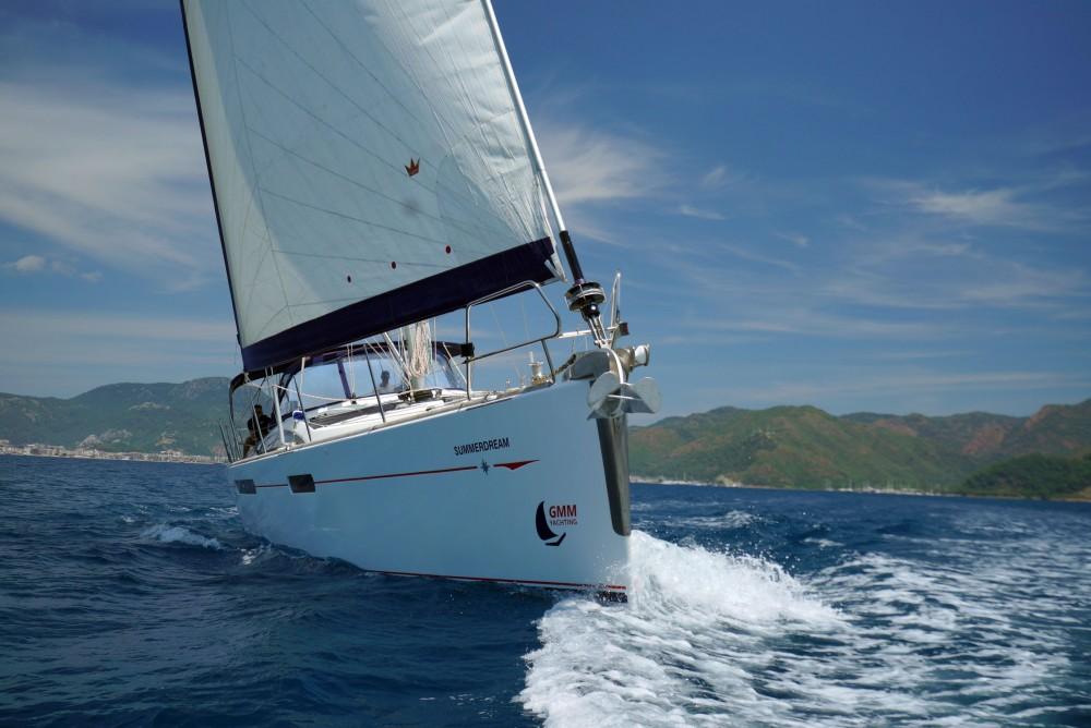 Boat rental Jeanneau Jeanneau 57 in Marmaris on Samboat