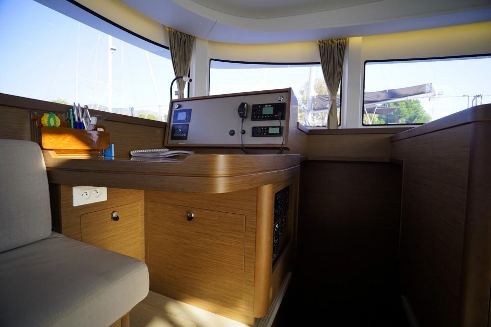 Rental Catamaran in Marmaris - Lagoon Lagoon 42