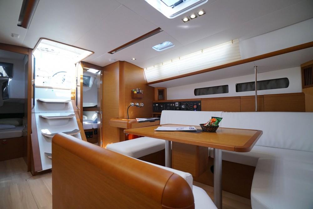 Rental yacht Marmaris - Jeanneau Sun Odyssey 479 on SamBoat
