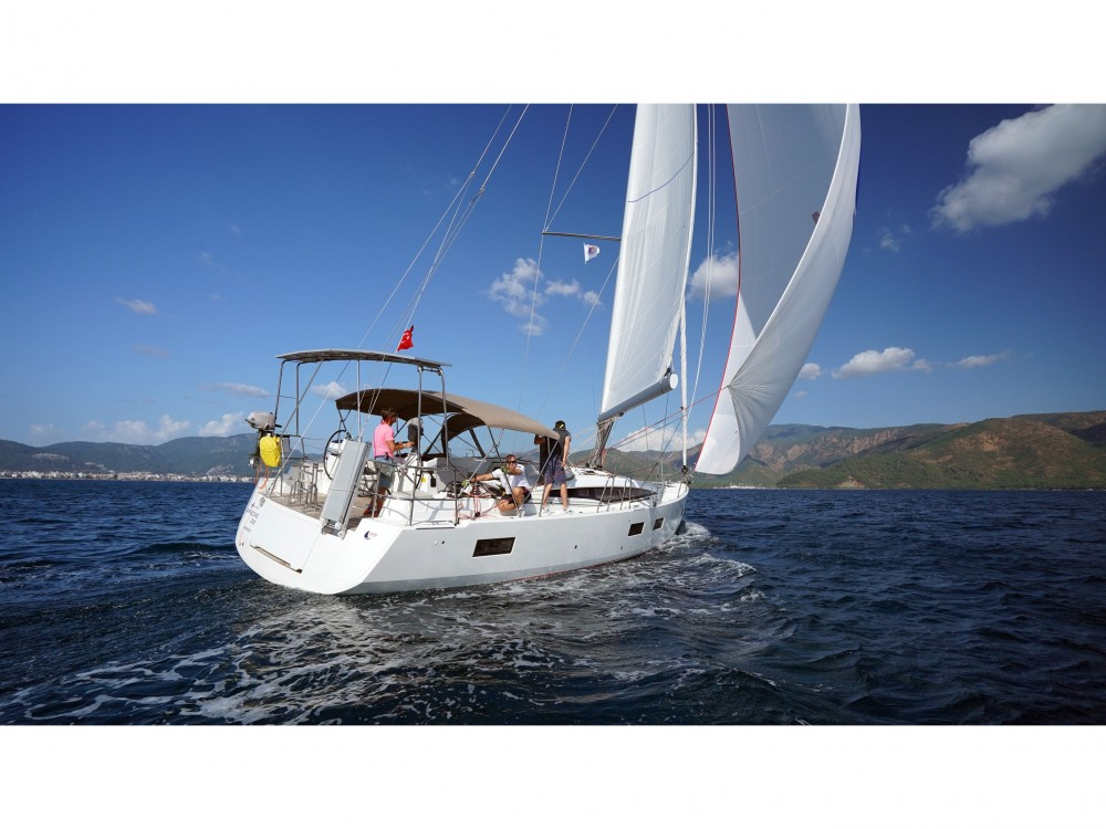 Jeanneau Jeanneau 54 between personal and professional Marmaris