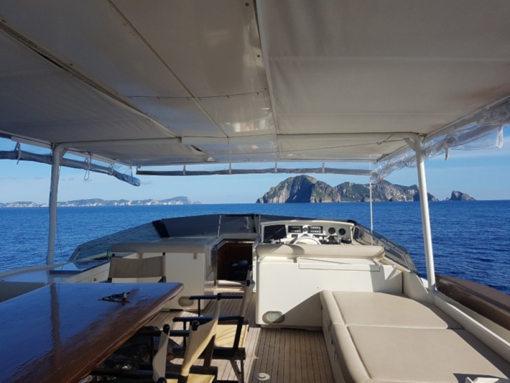 Boat rental  Rizzardi Posillipo Technema 80 in  on Samboat